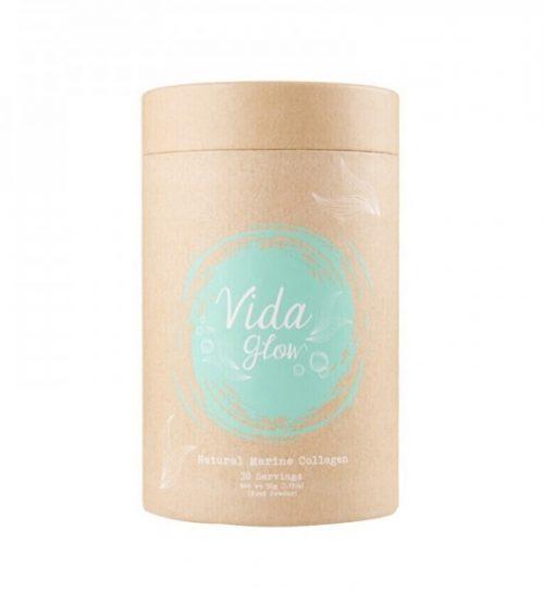 Vida Glow 深海鱼胶原蛋白粉 90克 30小包 (5种口味可选)(数量有限 售完为止)