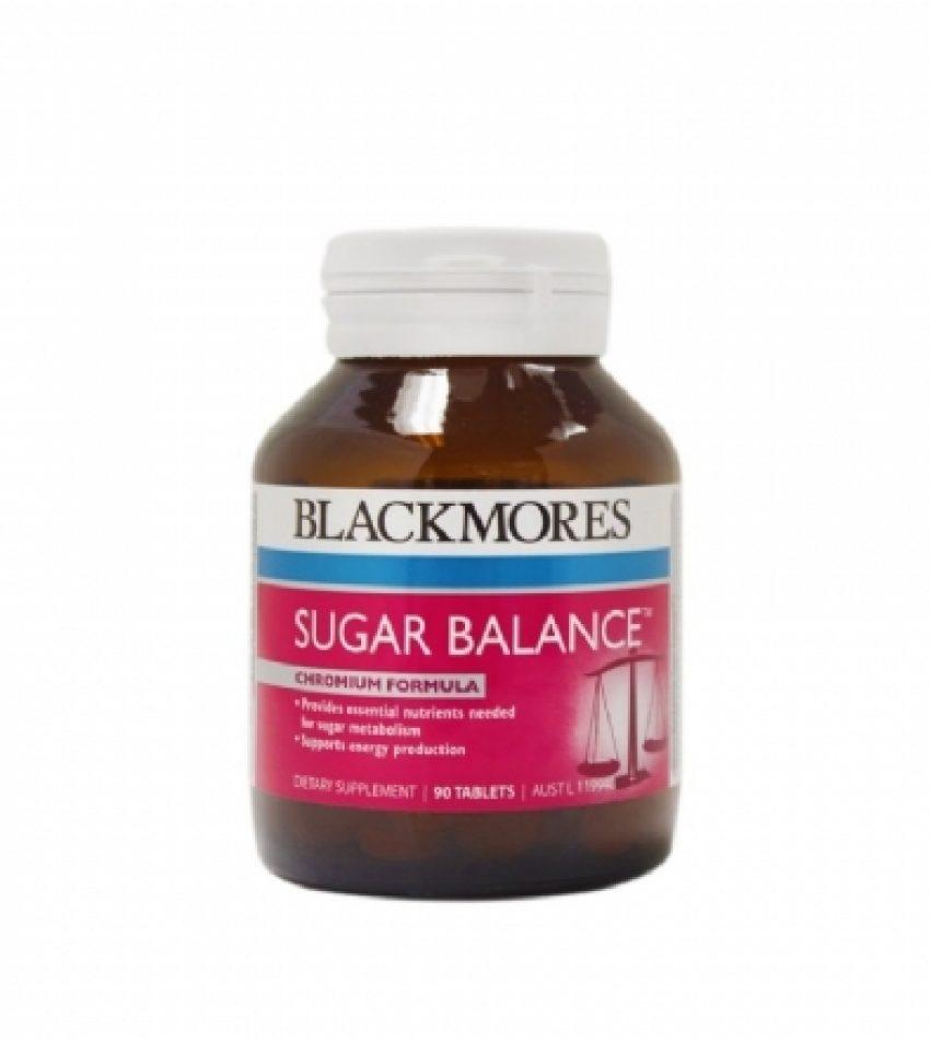 Blackmores澳佳宝 血糖平衡片 90片 Blackmores Sugar Balance 90Tab(22年10月到期)