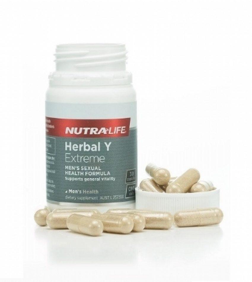 Nutralife纽乐 草本精华男性功能 肾宝 30粒  Nutralife Herbal Y Extreme 30 Tab