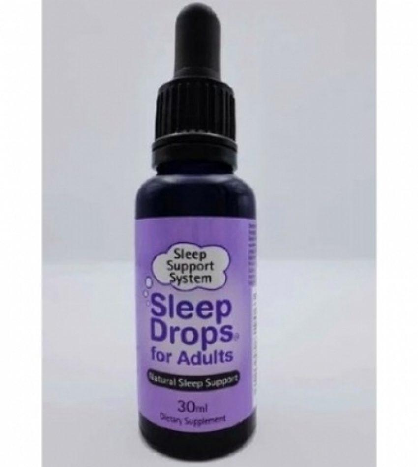 Sleep Drops 成人睡眠滴剂 30ml Sleep Drops For Adults 30ml