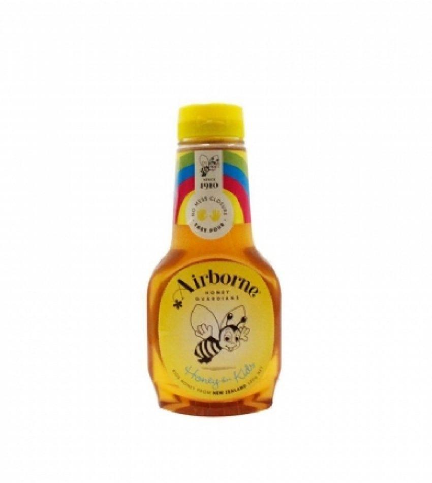 Airborne 艾尔邦尼 新西兰原装儿童蜂蜜 500g Airborne Honey For Kids 500g