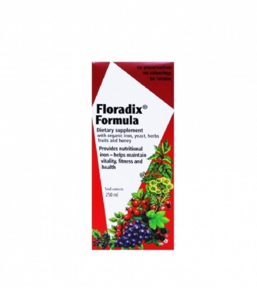 Red Seal红印 铁元 全年龄可用 250/500ml Red Seal Floradix Formula 250/500ml