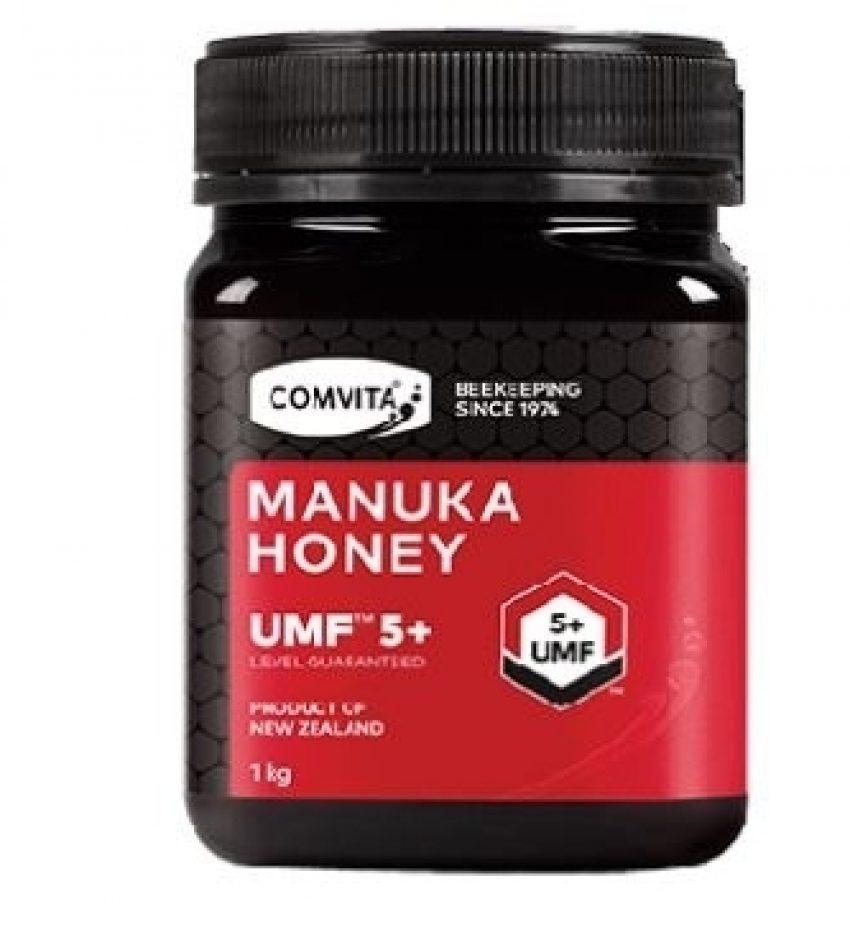 Comvita康维他 麦卢卡蜂蜜 UMF5+ 1kg Comvita Manuka Honey UMF5+ 1kg,(22年底到期)
