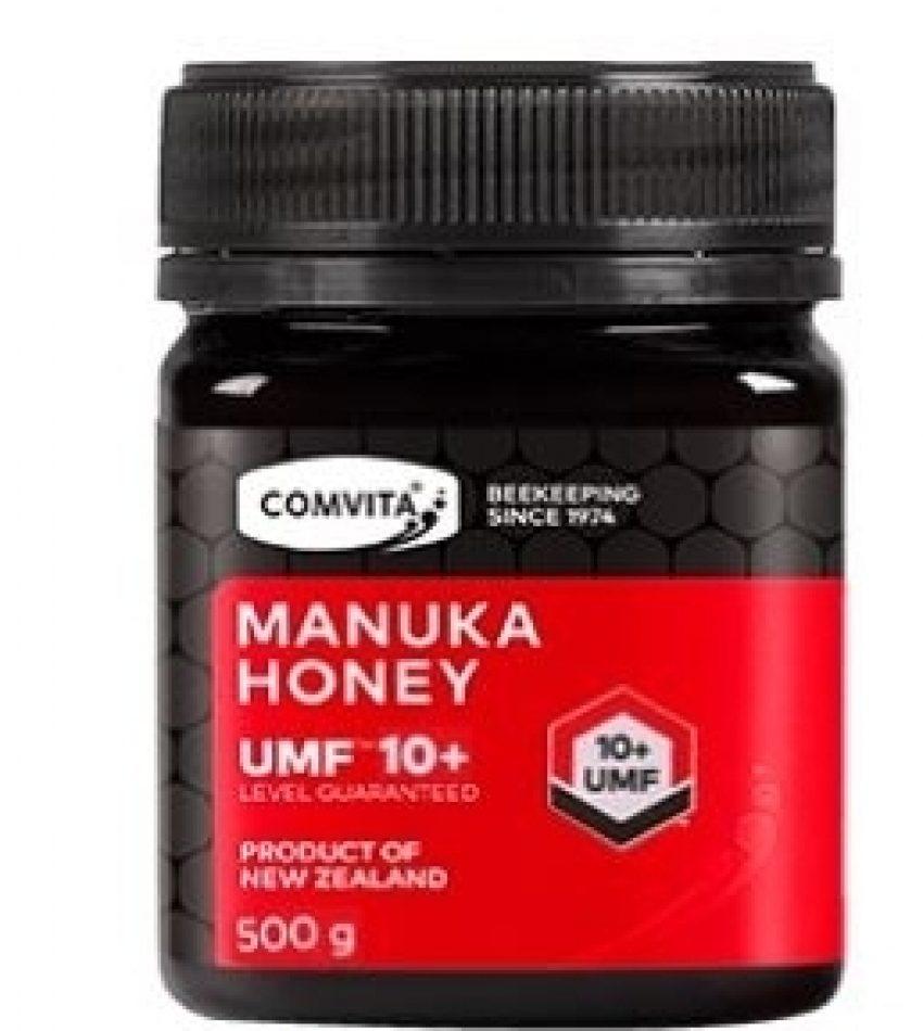 Comvita康维他 麦卢卡蜂蜜 UMF10+ 500g Comvita Manuka Honey UMF10+ 500g 新包装(23年初到期)