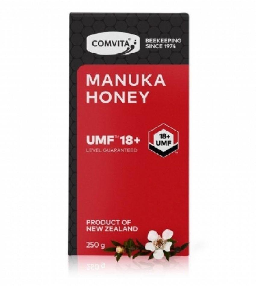 Comvita康维他 麦卢卡蜂蜜 UMF18+ 250g Comvita Manuka Honey UMF18+ 250g (22年初)