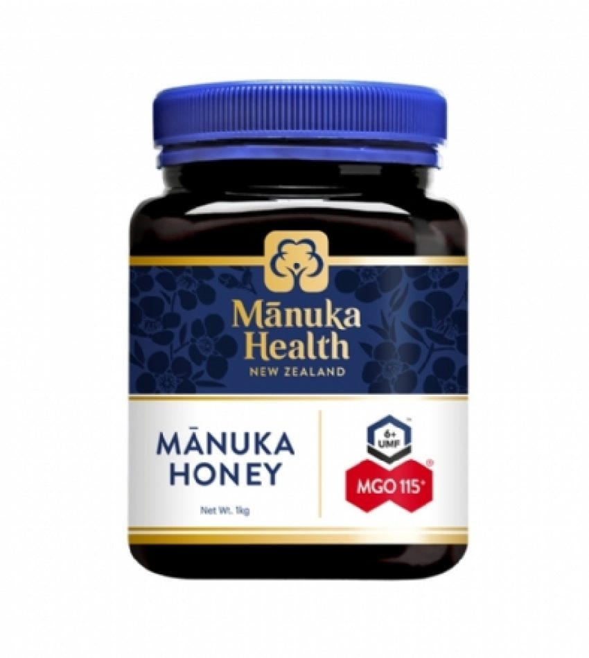 Manuka Health蜜纽康 MGO115+  麦卢卡蜂蜜 500g/1kg Manuka Health MGO115+ Manuka Honey 500g/1kg  (500克/1公斤 2种可选)