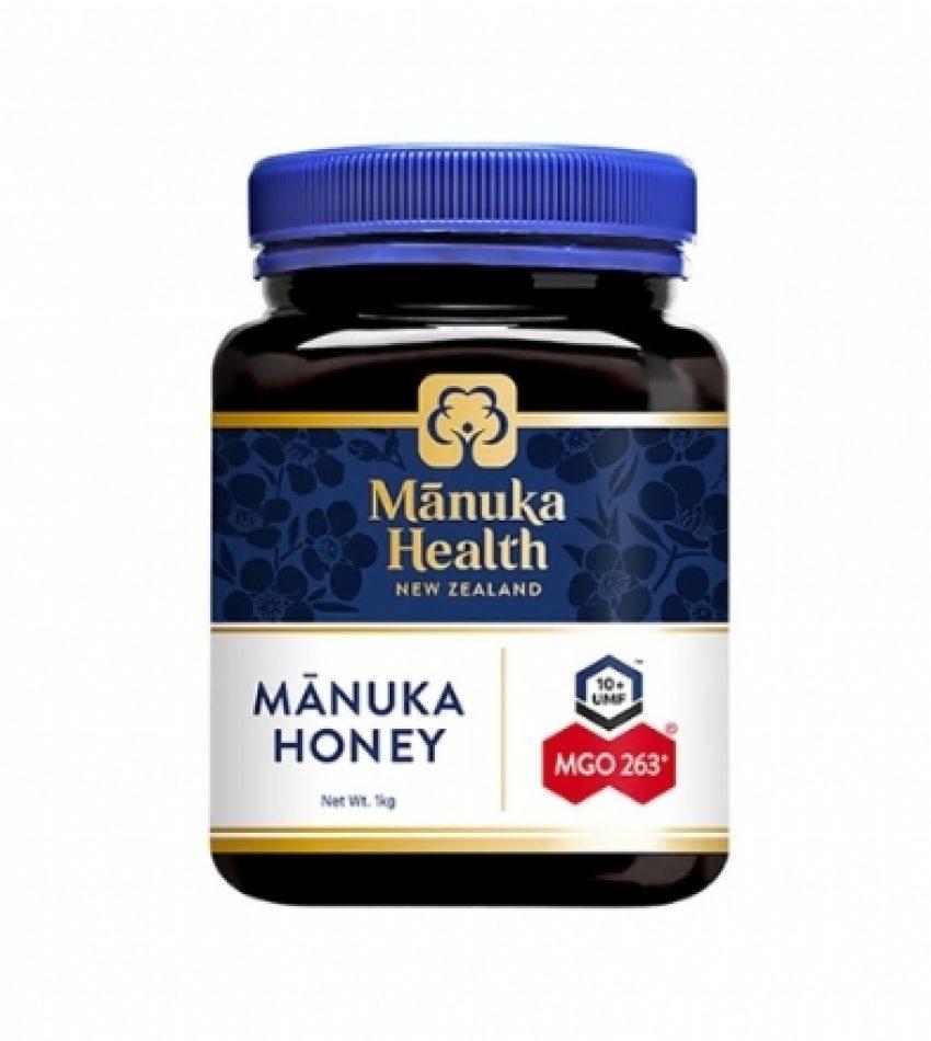 Manuka Health蜜纽康 MGO 263+  麦卢卡蜂蜜 500g/1kg Manuka Health MGO263+ Manuka Honey 500g/1kg (500克/1公斤 2种可选)
