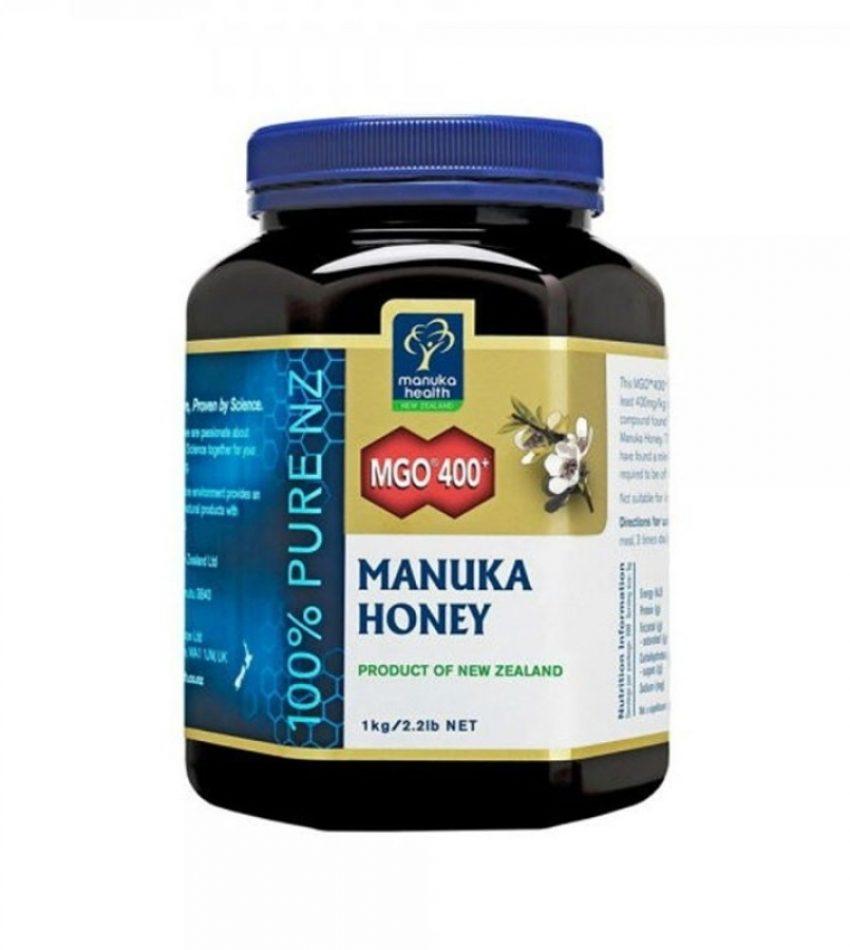 Manuka Health蜜纽康 400+麦卢卡蜂蜜 250g/500g/1kg Manuka Health MGO400+  Manuka Honey 250g/500g/1kg