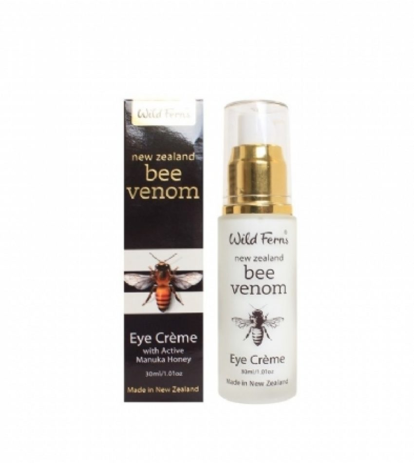 Wild Ferns Parrs帕氏  蜂毒 眼霜 30m lParrs Wild Ferns Bee Venom Eye Creme 30ml