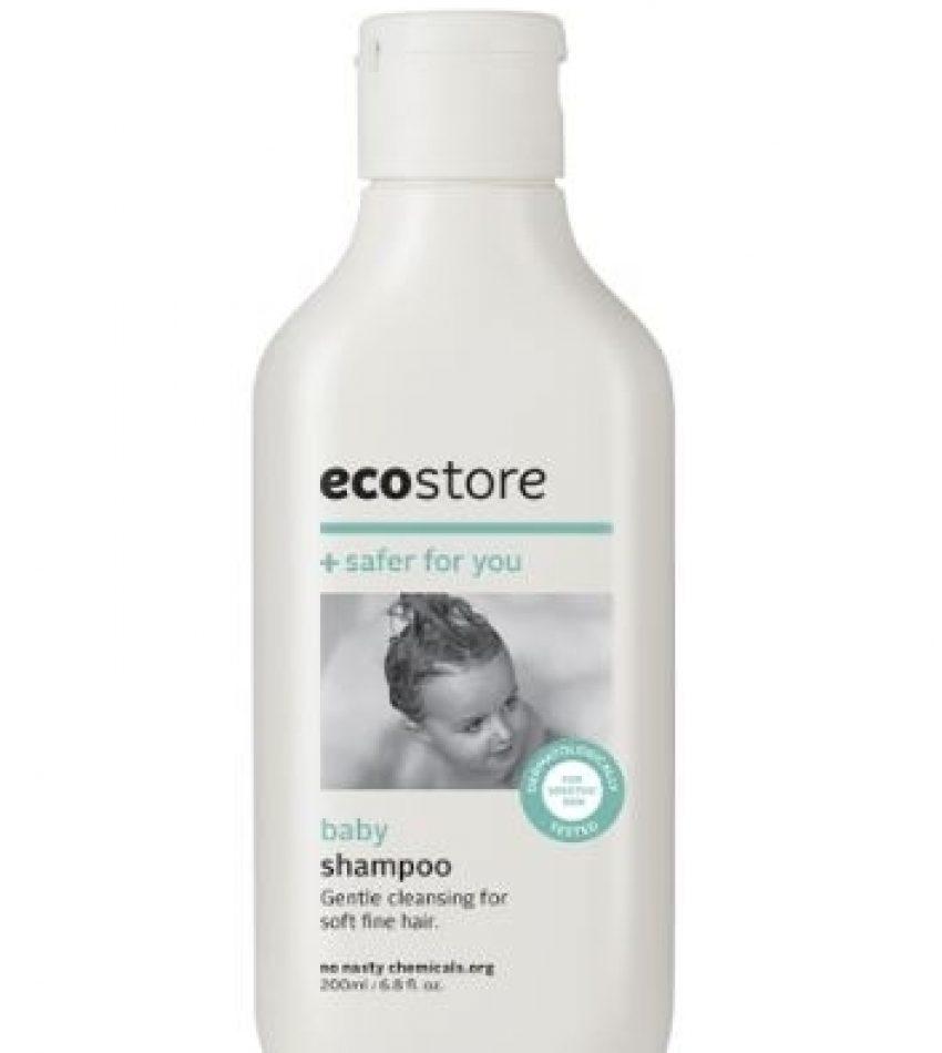 Ecostore 婴儿洗发水 200ml Ecostore Baby Shampoo 200ml