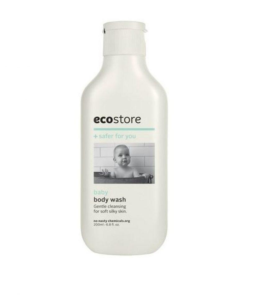 Ecostore Baby Body Wash 200ml 婴儿沐浴露 200ml