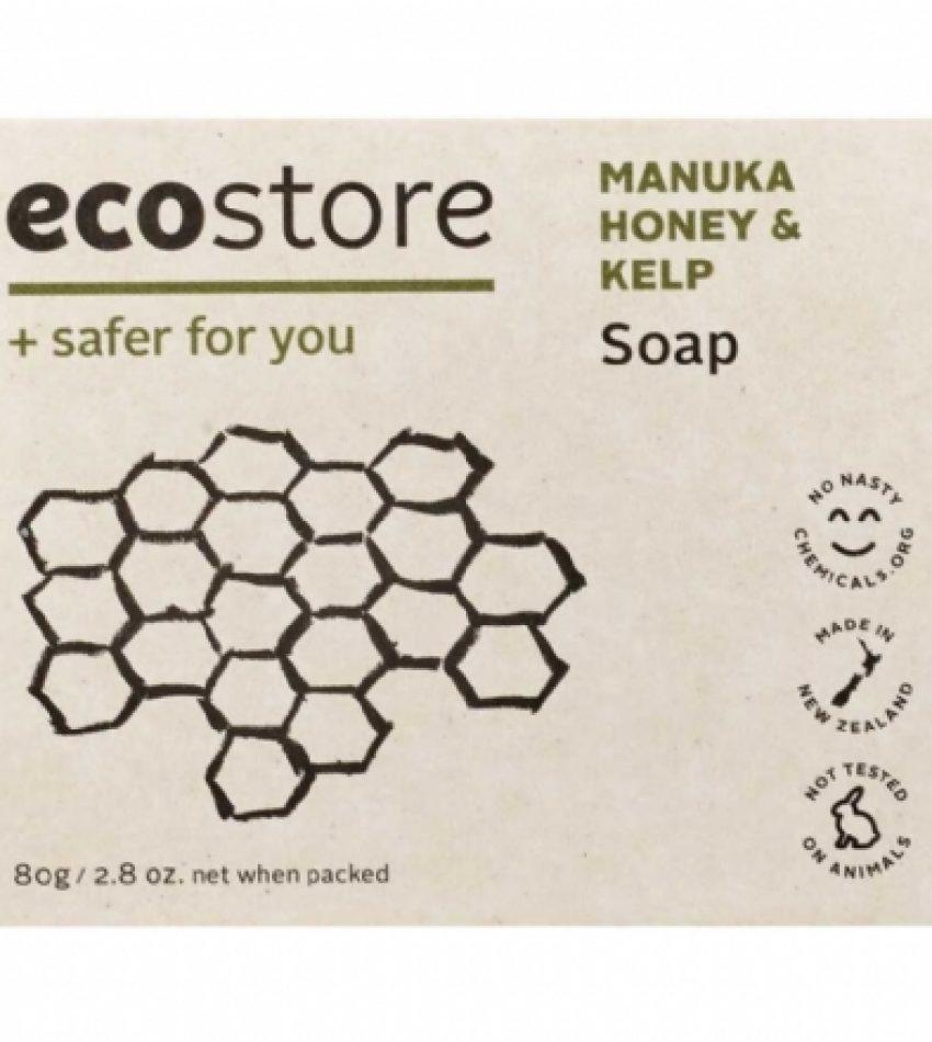 Ecostore 纯天然 成人香皂 3种香味 80g Ecostore Soap 80g