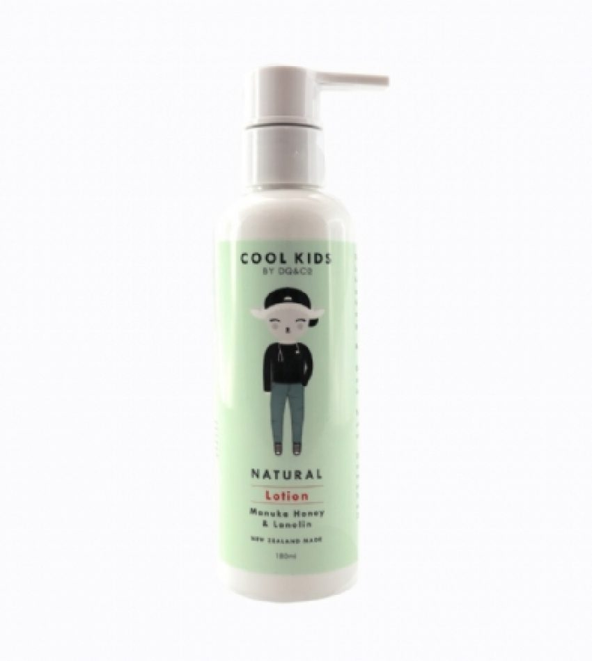 DQ Cool Kids 润肤乳 男生款 180ml Cool kids Lotion Boy 180ml