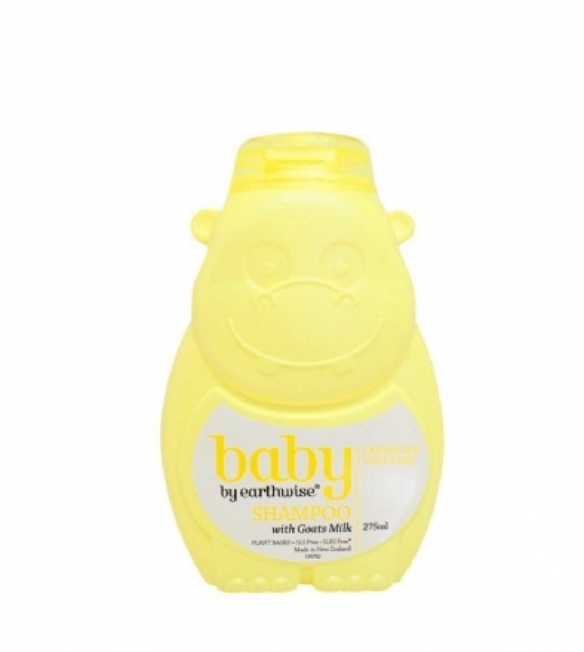 Earthwise河马宝宝 婴儿羊奶洗发水 275ml Earthwise Baby Shampoo With Goats Milk 275ml