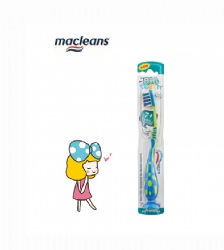 Macleans 7岁以上 大儿童软毛牙刷  Macleans Soft Bristles (7+ years)
