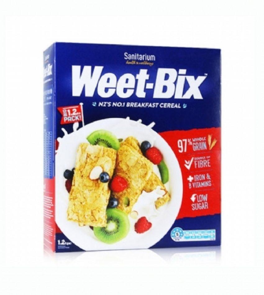 Sanitarium Weet-bix全谷营养麦片 1.2kg Sanitarium Weetbix Wheat Biscuits 1.2kg