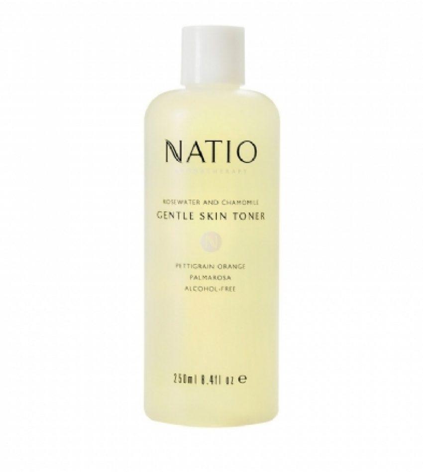Natio娜迪奥 香薰甘菊玫瑰爽肤水 250ml Natio Rosewater&Chamomile Gentle Skin Toner 250ml