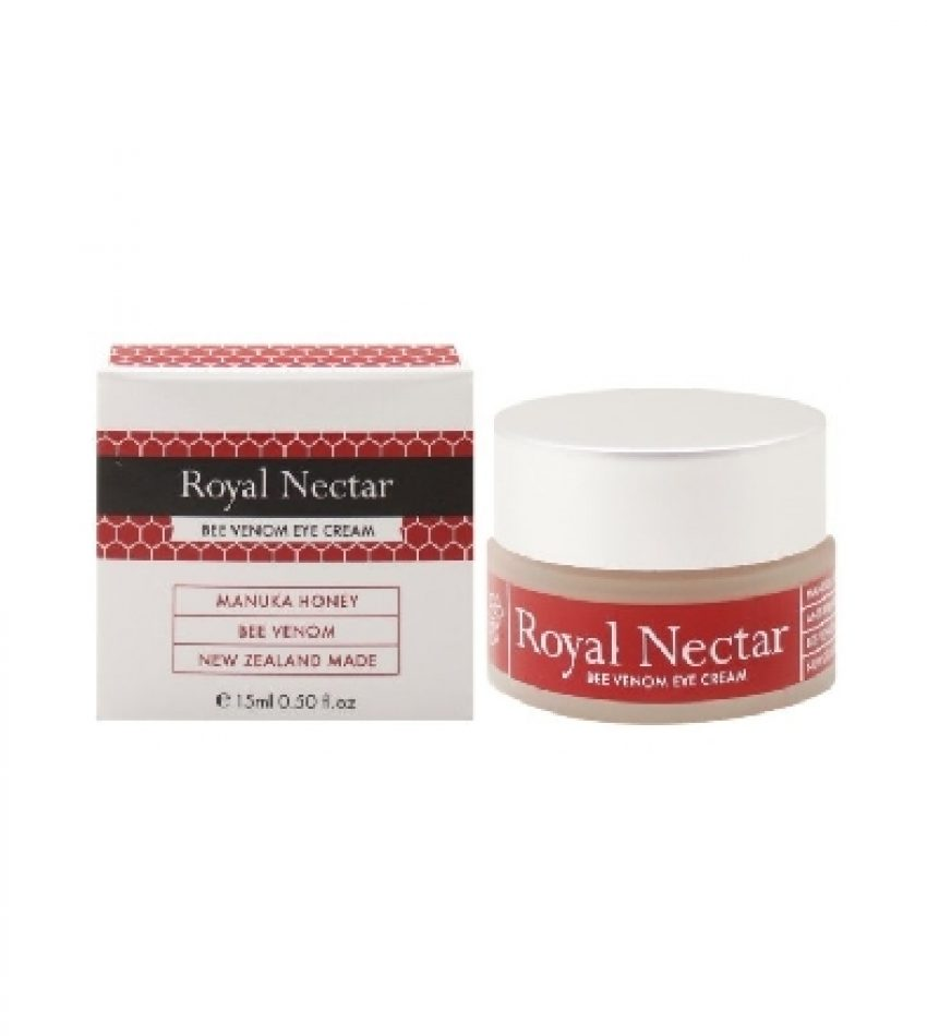 Royal Nectar皇家花蜜 蜂毒精华眼霜 15ml Royal Nectar Bee Venom Eye Cream 15m