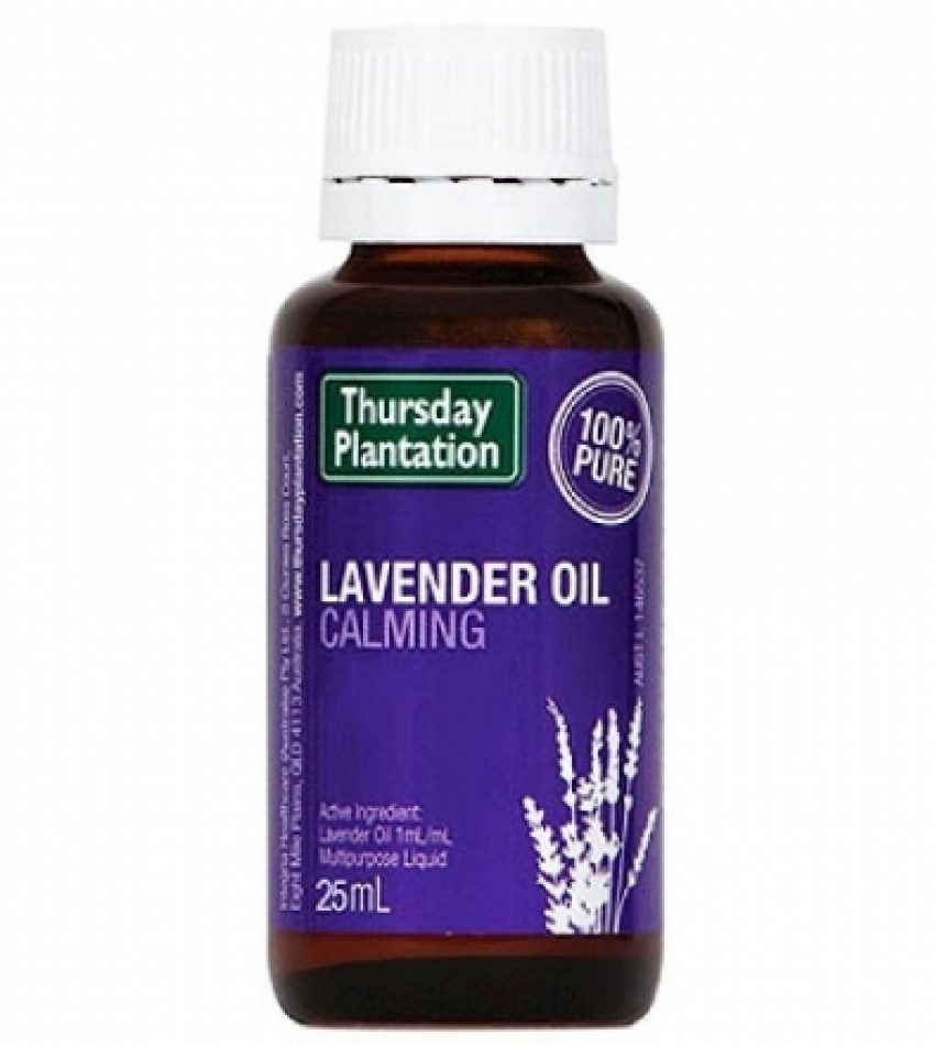 Thursday Plantation星期四农庄 薰衣草精华油 25ml THURSDAY PLANTATION LAVENDER OIL 25ML
