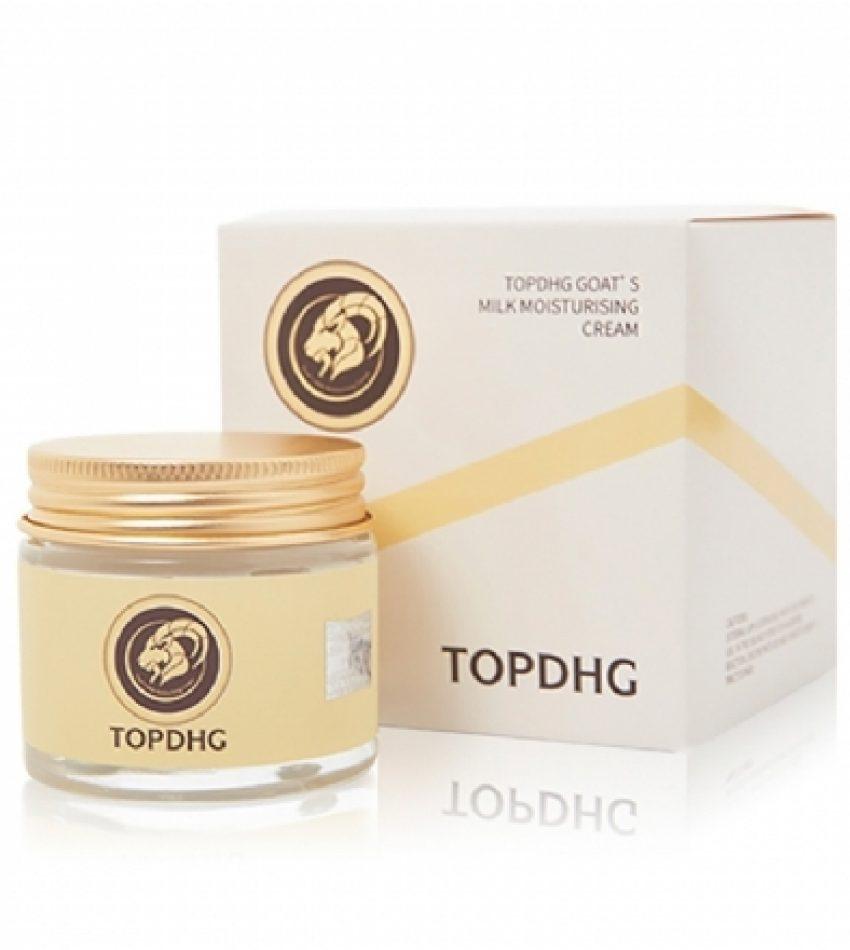 TOPDHG 山羊奶爆奶滋润素颜面霜 孕妇可用 70g(22年中到期)