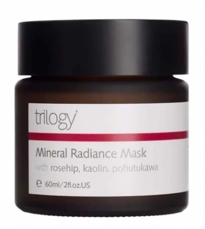 Trilogy趣乐活 火山泥矿物质幻彩面膜 60ml Trilogy Mineral Radiance Mask 60ml