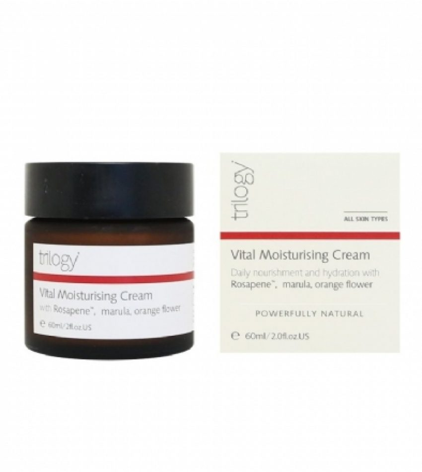 Trilogy趣乐活 野玫瑰保湿面霜 60ml Trilogy Vital Moisturising Cream 60ml