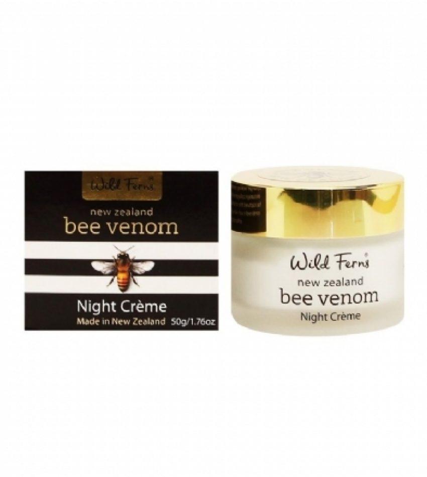 Wild Ferns Parrs帕氏 蜂毒抗皱紧致晚霜 47g Parrs Wild Ferns Bee Venom Night Cream 47g