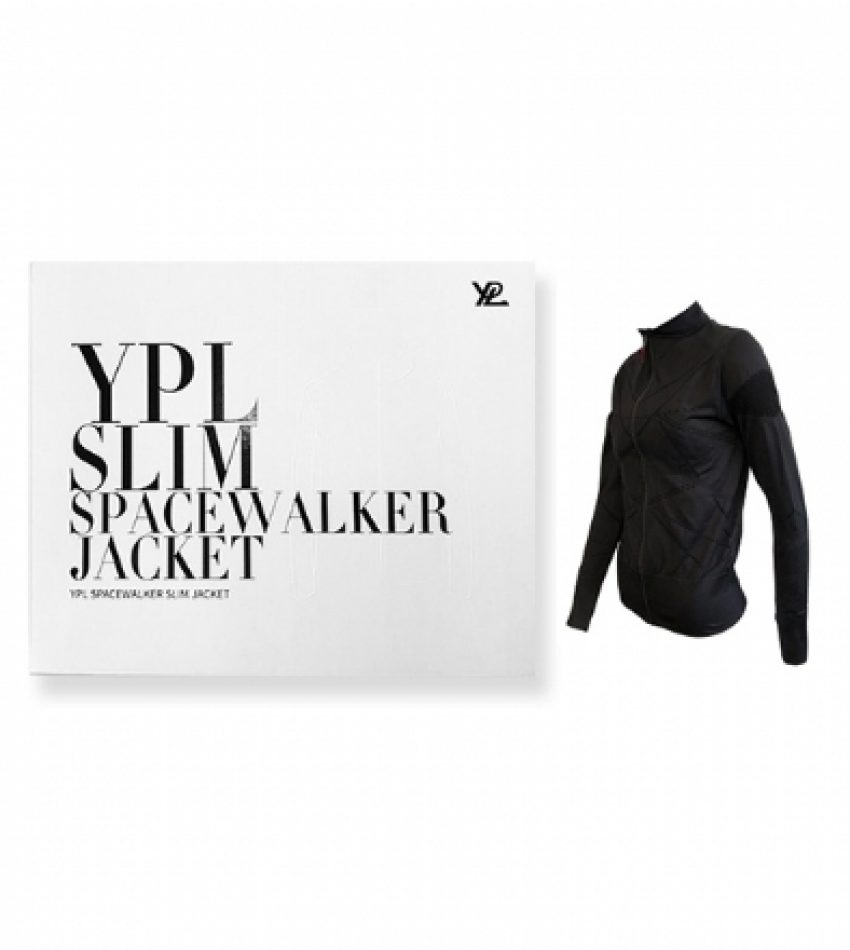 YPL太空漫步瘦身夹克 立体塑形运动服 光速纤体运动外套 均码