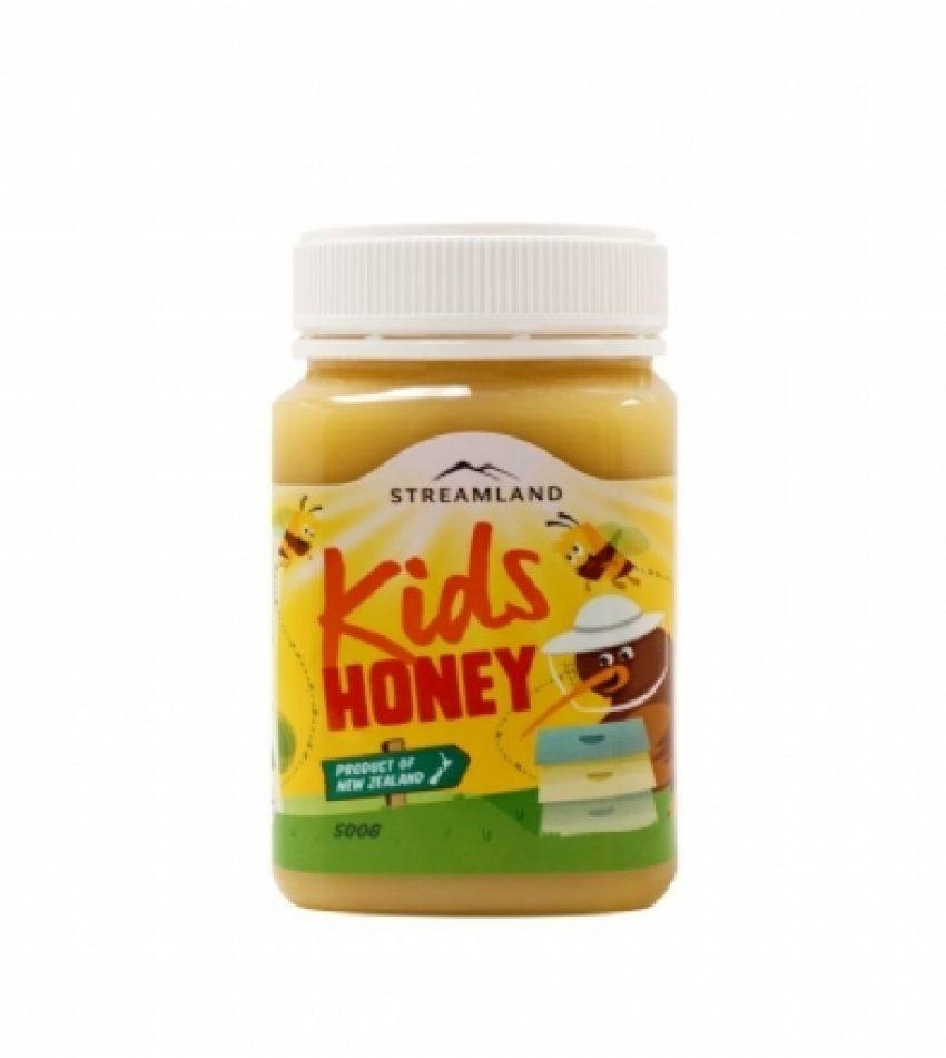 Streamland新溪岛 儿童蜂蜜 500g Streamland Kids Honey 500g