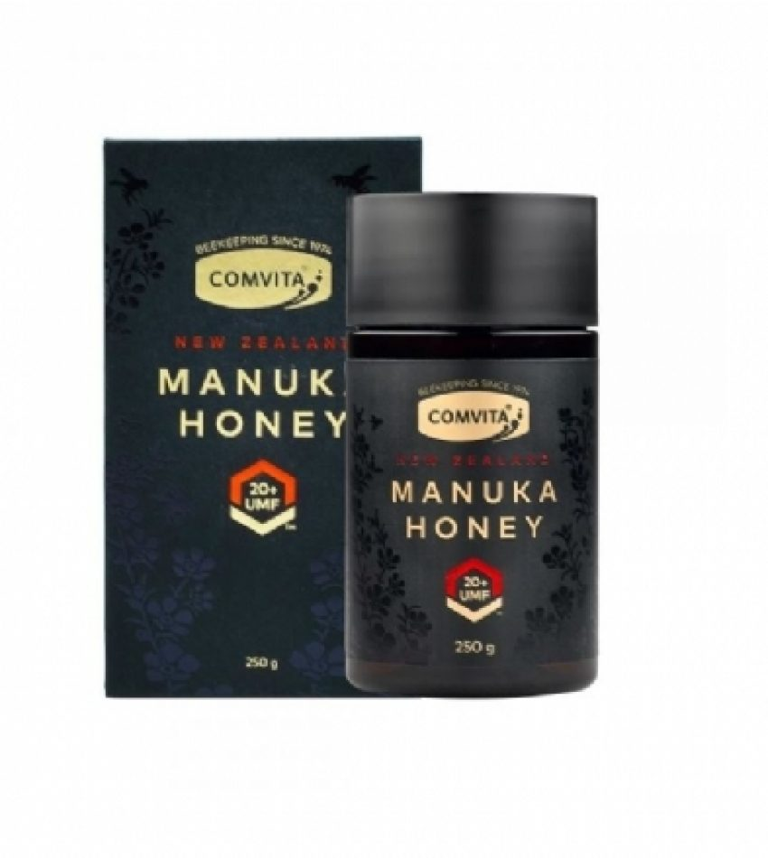 Comvita康维他 麦卢卡蜂蜜 UMF20+ 250g Comvita Manuka Honey UMF20+ 250g, 新包装