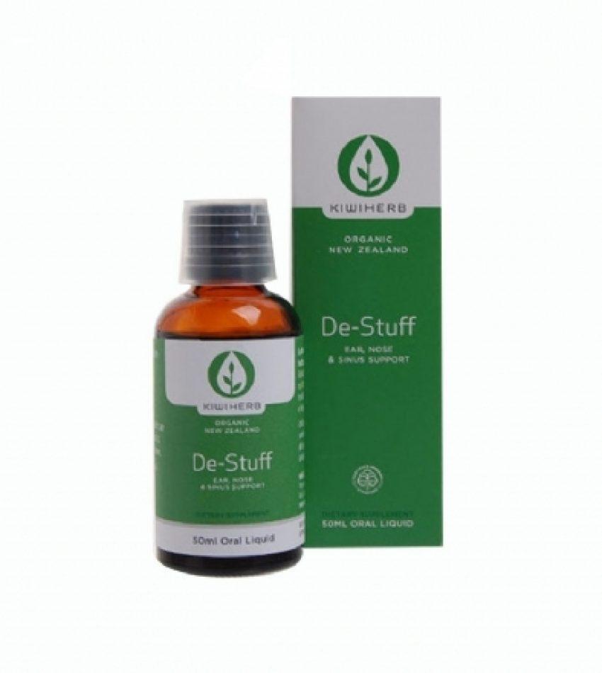 KiwiHerb 有机草本 四季抗病毒感冒糖浆 Kiwi Herb De-Stuff