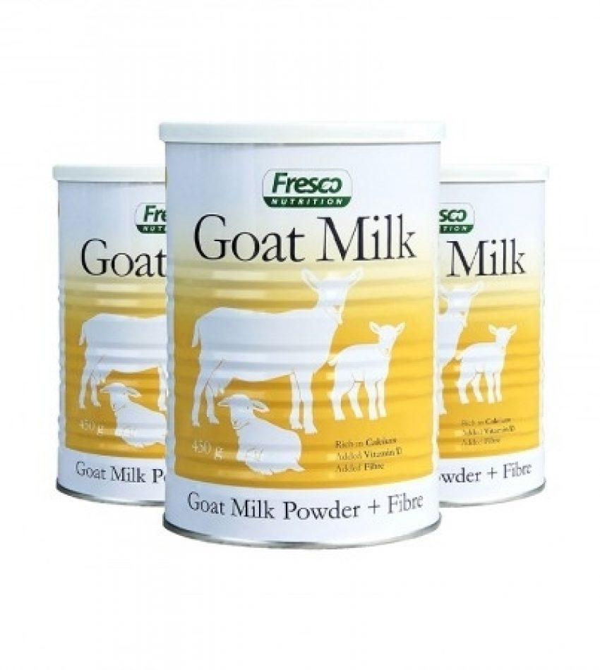 Fresco+Fibre 成人膳食纤维山羊奶粉 450克*3罐 / 6罐(22年5月到期)