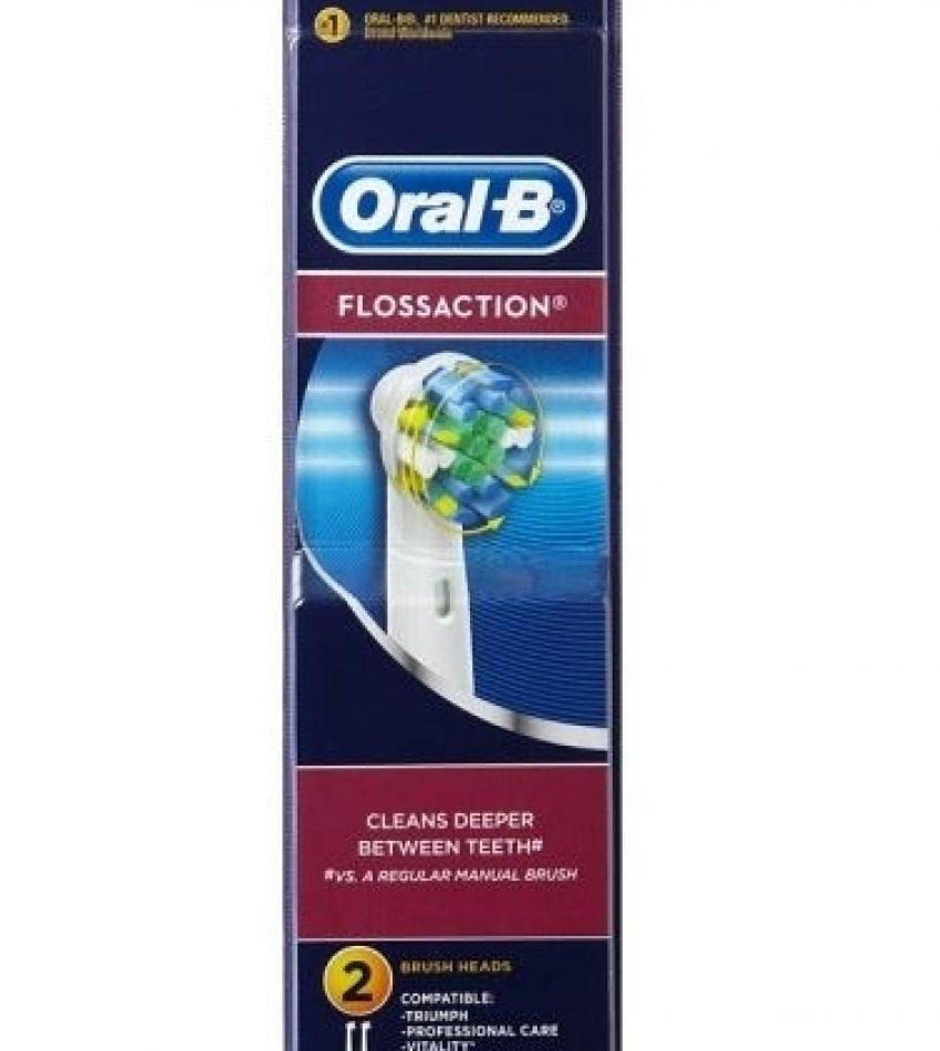 Oral-B博朗欧乐B 电动牙刷替换头2支装 成人 儿童 多款可选 ORAL-B BRUSH HEADS 2 PACK