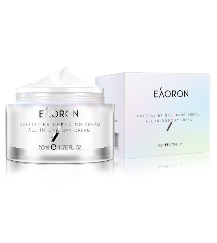 EAORON Crystal White Brightening Cream 第三代美白素颜霜 50ml