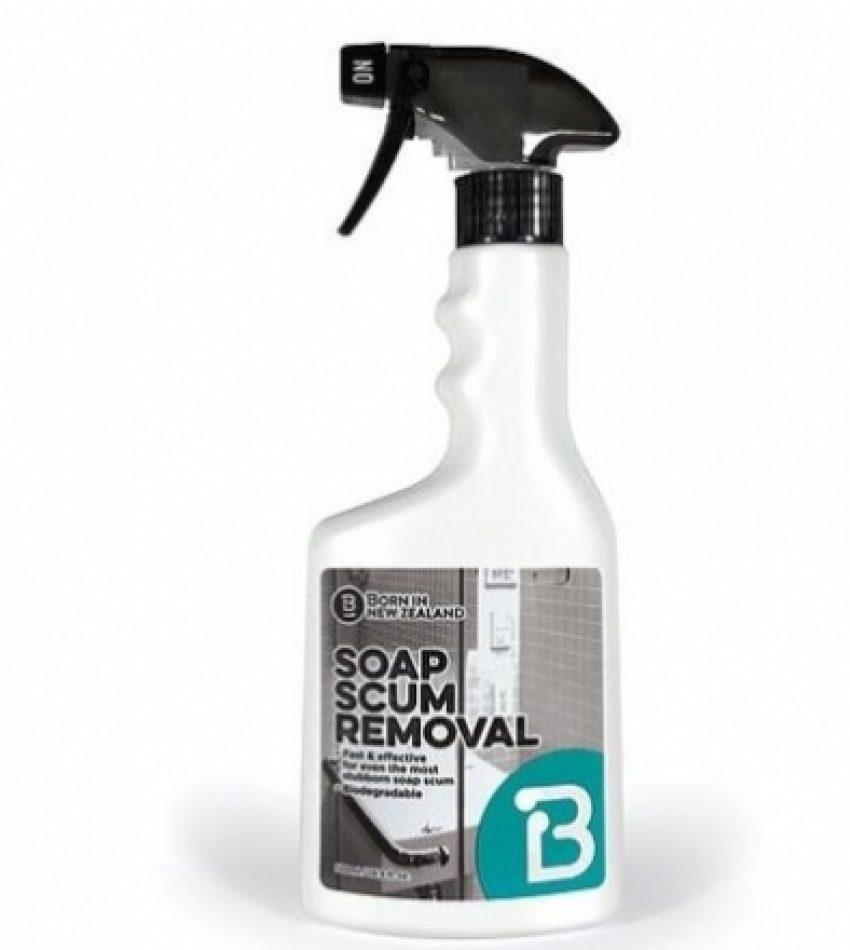 BORN IN NEW ZEALAND 皂垢清洁剂  500ml BORN IN NEW ZEALAND SOAP SCUM REMOVAL 500ML