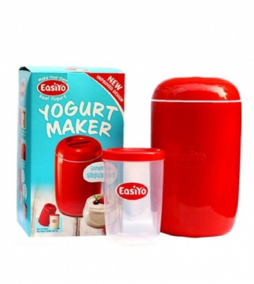 Easiyo易极优 酸奶机 红色款 1kg  Easiyo Yogurt Maker Red