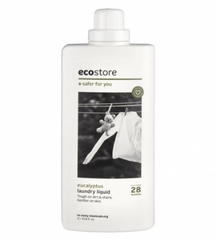 Ecostore 植物提取洗衣液 桉树味 1L Ecostore Eucalyptus Laundry Liquid 1L