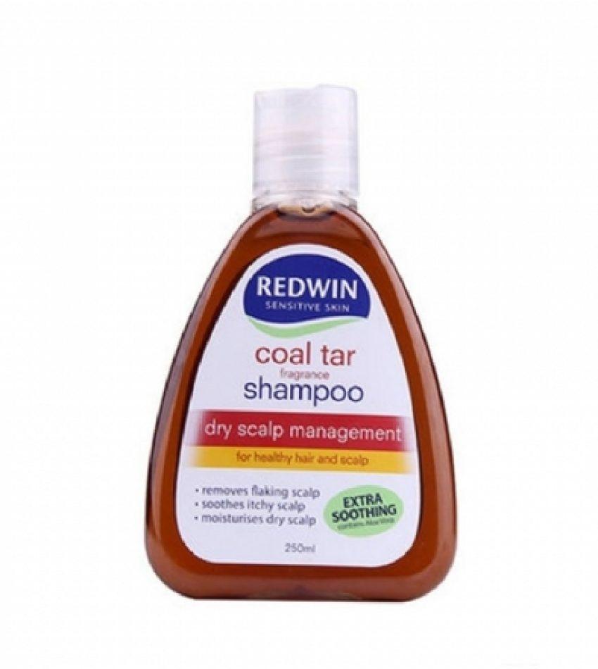 Redwin 无硅煤焦油洗发水250ml Redwin Coal Tar Shampoo 250ml