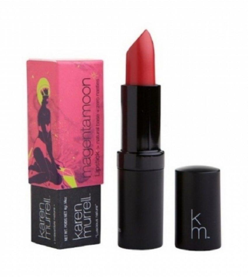 Karen Murrell 口红 10号 洋红粉色 4g Karen Murrell Lipstick 10