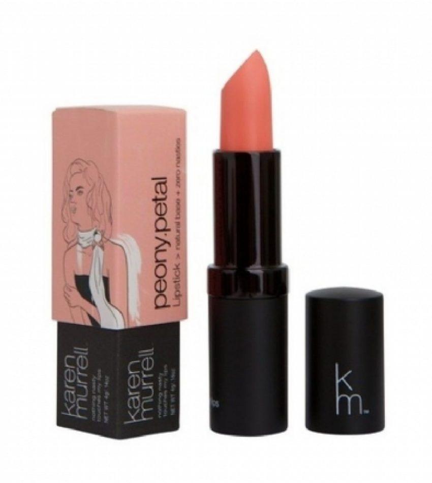 Karen Murrell 口红 15号 牡丹红色 4g Karen Murrell Lipstick 15