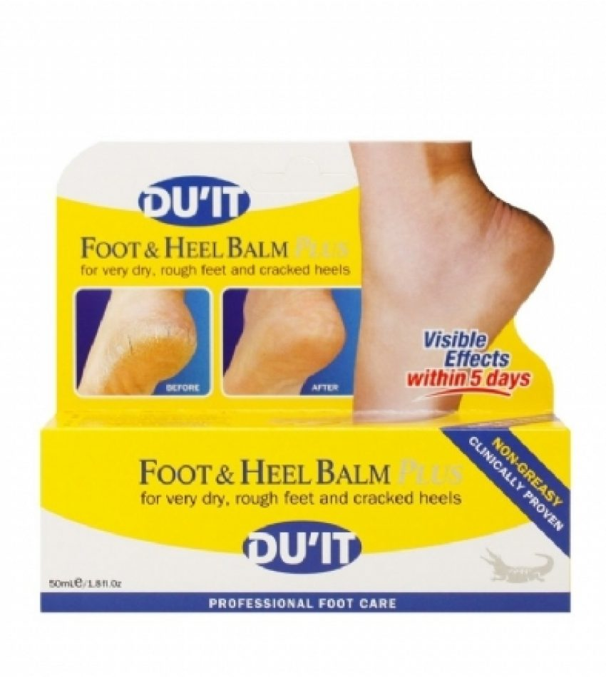 Du'IT 5日见效脚膜脚霜 50ml Du'IT Foot & Heel Balm 50ml
