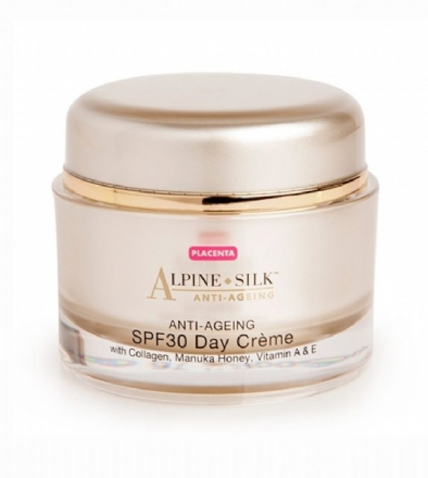 Alpine Silk艾贝斯 羊胎素抗衰老 SPF30防晒日霜 50g Alpine Silk Placenta Anti-Ageing SPF30 Day Cream 50g