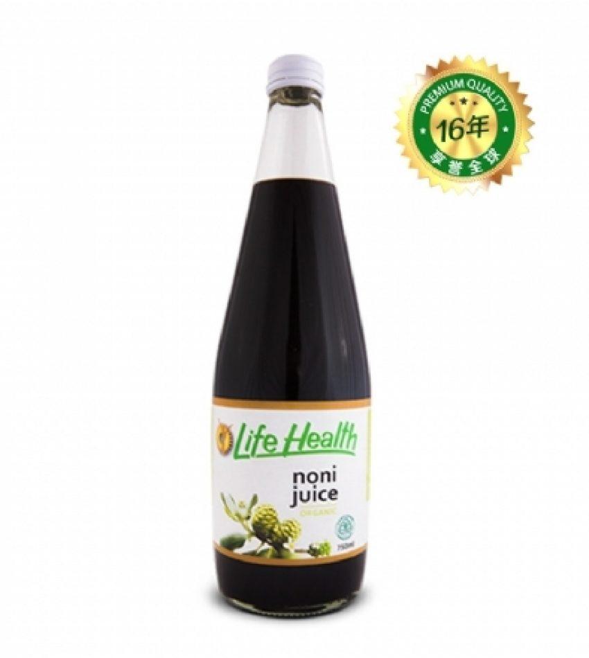 Life Health 有机诺丽酵素原浆Noni Juice 350ml  / 750ml (23年到期)