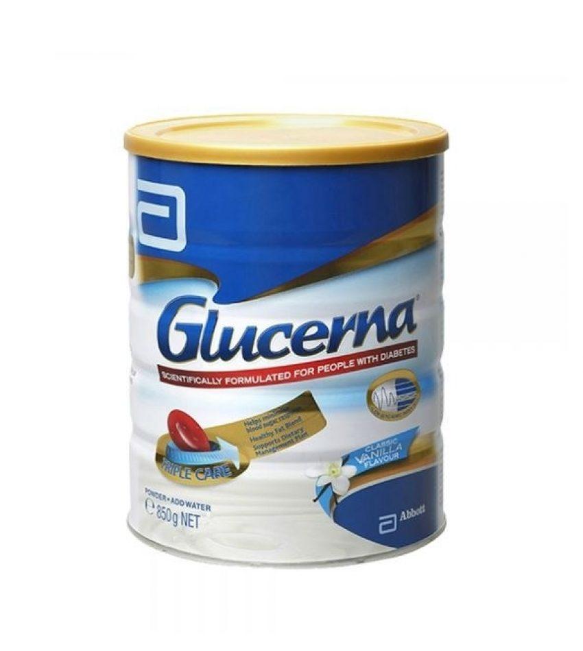Abbott雅培 Glucerna 怡保康 糖尿病人专用营养奶粉 3罐 包邮包税(22年3月到期)