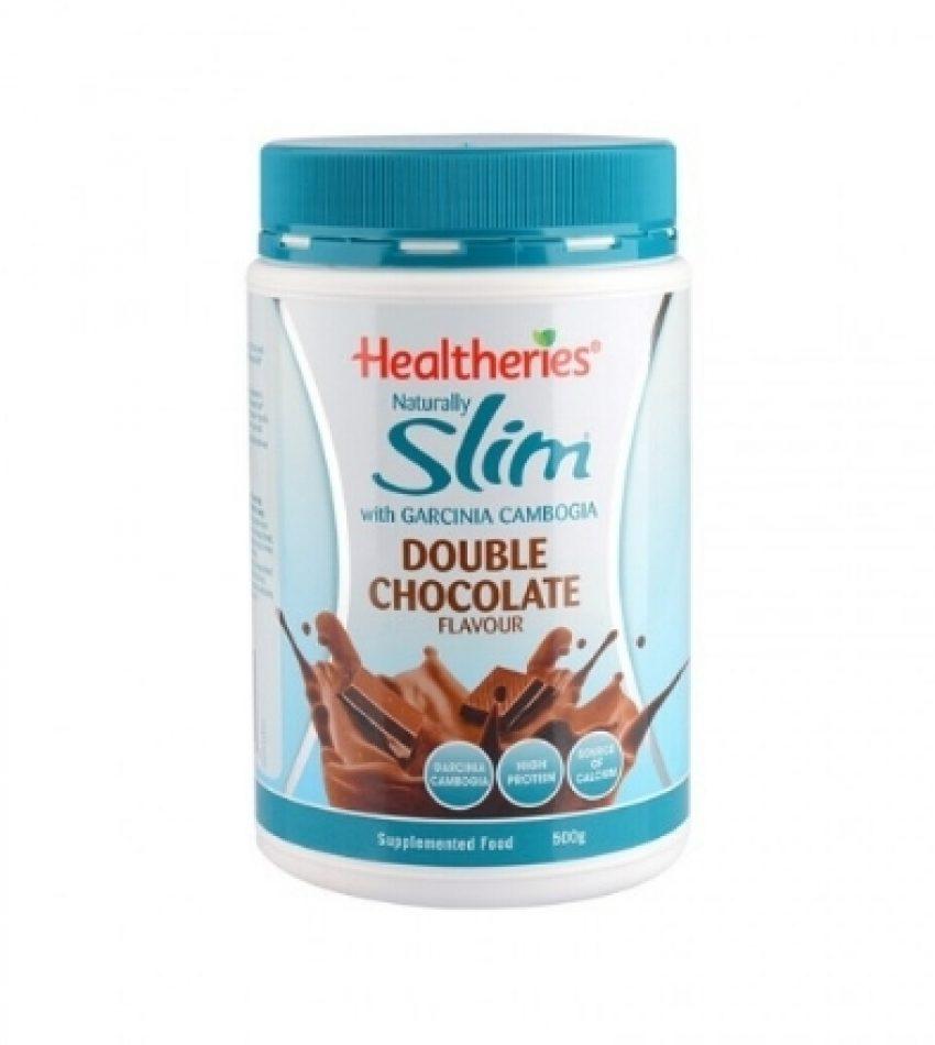 Healtheries贺寿利 纤体巧克力味奶昔代餐粉 500克 保质期 2021/02