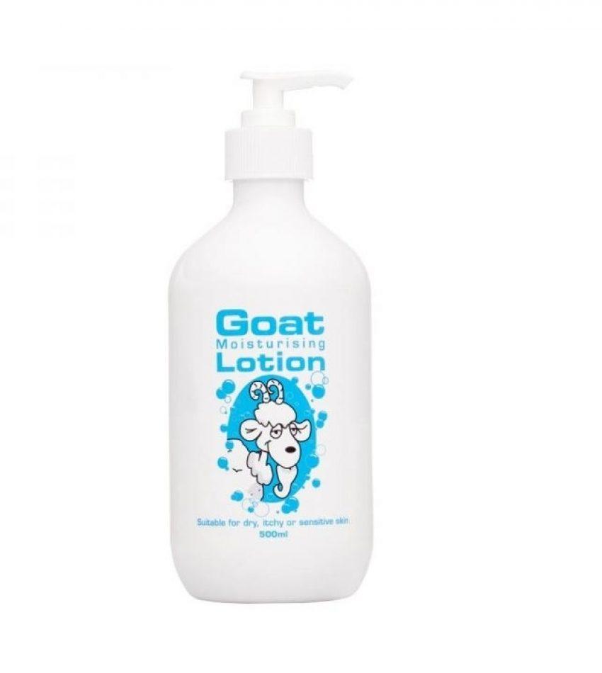 Goat 纯天然山羊奶润肤露(原味)500ml