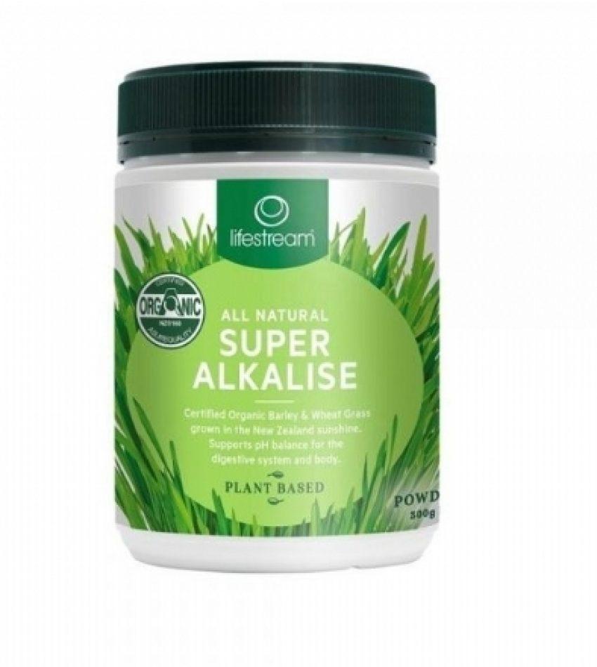 Lifestream生命泉 小咖瘦 绿色酸碱平衡 瘦身大麦粉 300g Super Alkalise 300g
