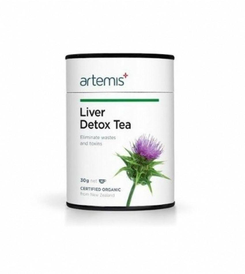 Artemis Liver Detox Tea 护肝排毒茶 30g