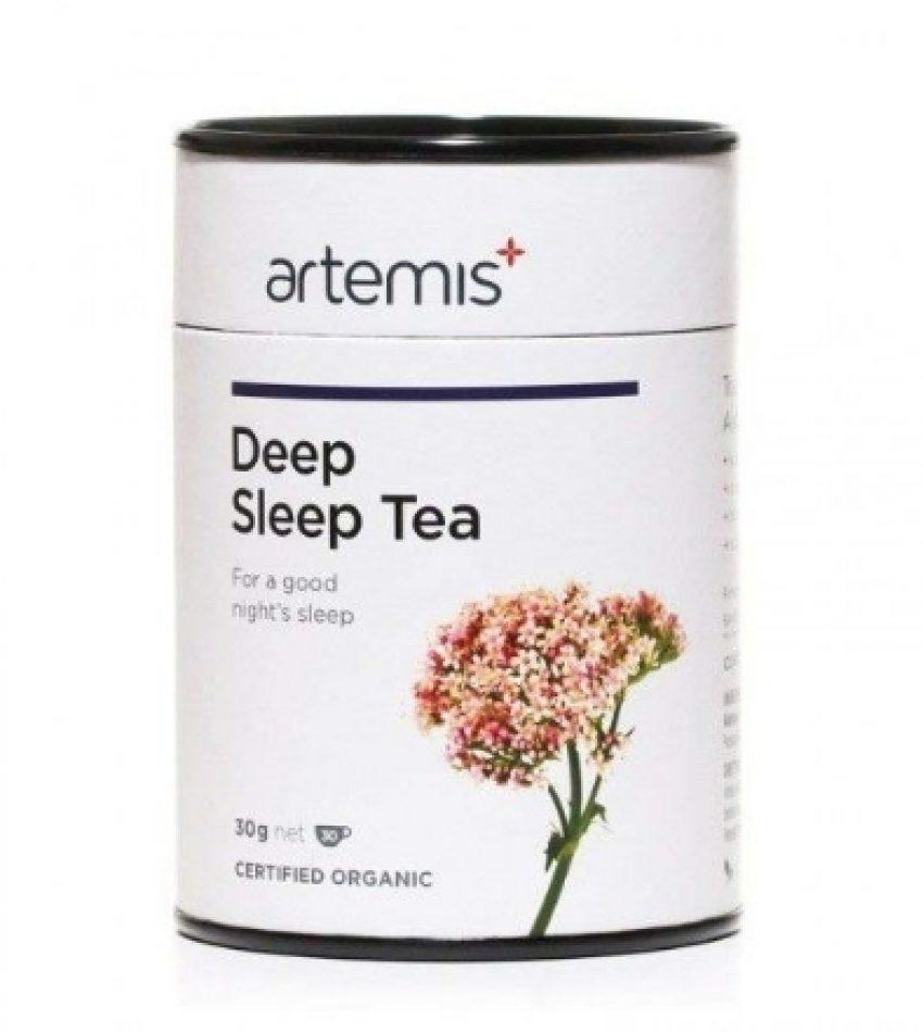 Artemis Deep Sleep Tea 有机花草深度睡眠茶 30g