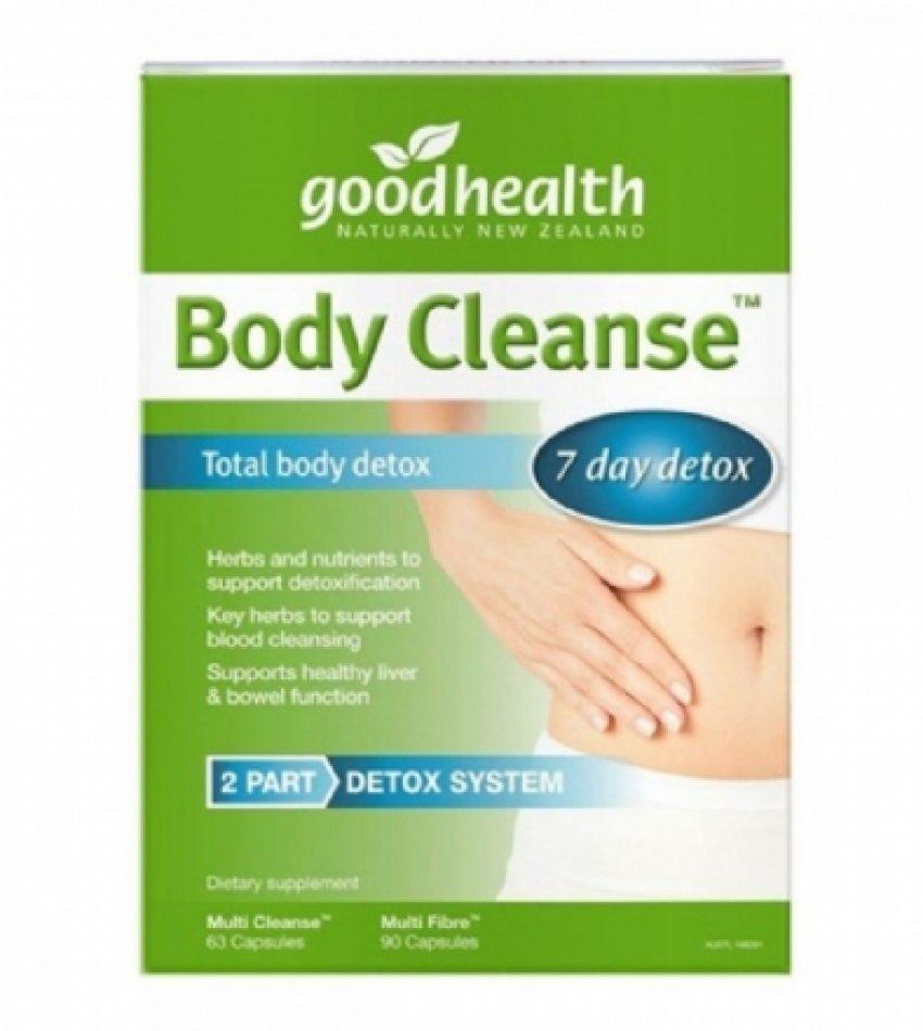Good Health好健康 7日胶囊 63粒+90粒 清肠 排毒素